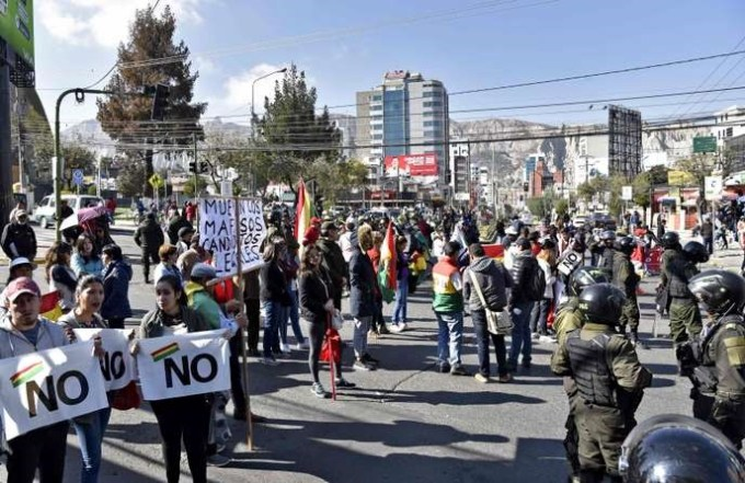 Dans quel pays un appel à la grève générale a été lancé le 21 août pour protester contre la nouvelle candidature du président sortant ?