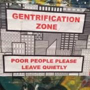 Anglais – La gentrification : un processus urbain bénéfique ou destructeur de liens sociaux ?