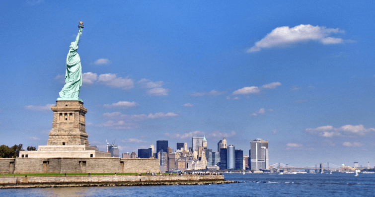 Quel évènement politique important a eu lieu à New York ?