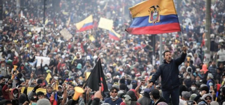 Expression écrite – Les protestations en Amérique latine