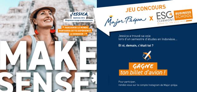 Jeu-concours – Gagne 300€ pour financer ton prochain voyage !