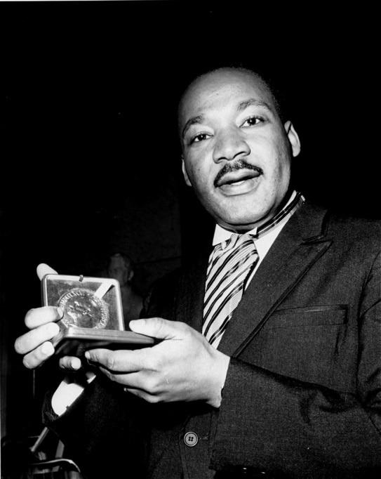 Quel est le titre du discours prononcé par Martin Luther King le 28 août 1963, point d'orgue du Civil Rights Movement ?