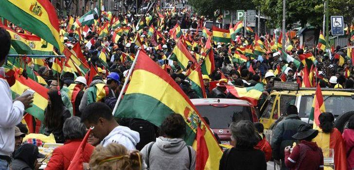 Analyse de la crise bolivienne : doit-on qualifier la crise politique de «coup d'État» ?