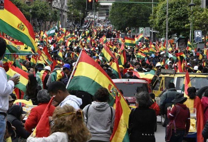 Les élections générales en Bolivie étaient prévues...