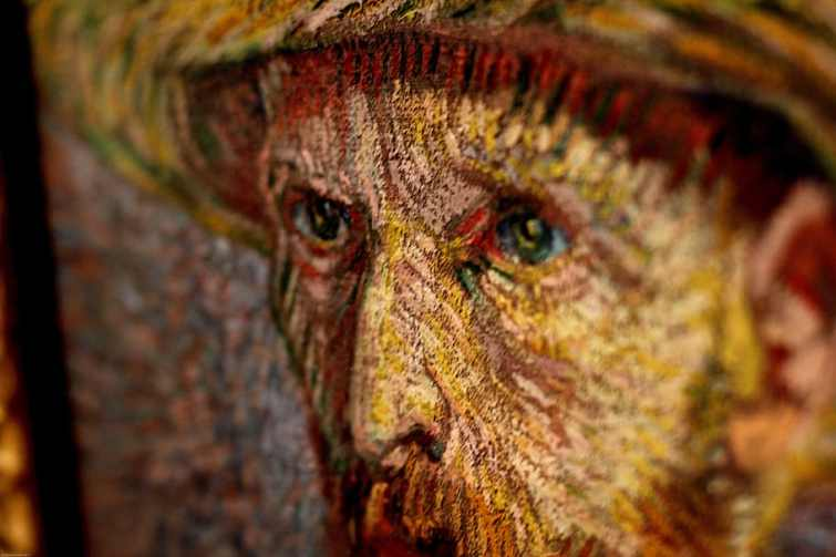 Un Van Gogh a été dérobé...