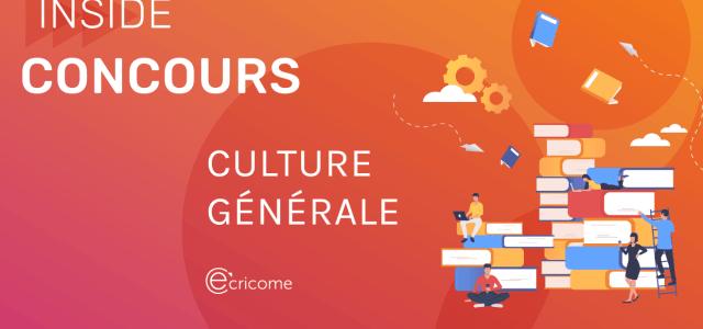 Culture générale Ecricome 2020 – Analyse de sujet