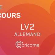 LV2 Allemand Ecricome 2021 – Sujet