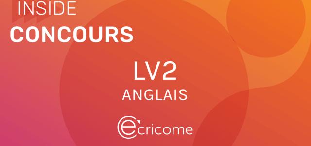 LV2 Anglais Ecricome 2020 – Sujet