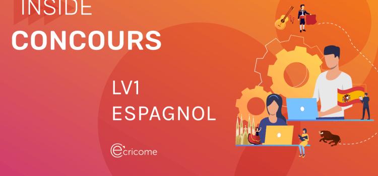 LV1 Espagnol Ecricome 2020 – Analyse du sujet