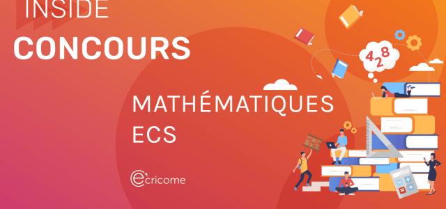 Maths Ecricome 2020 ECS – Analyse du sujet