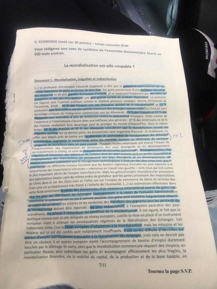 sujet eco droit scbs 2020 6