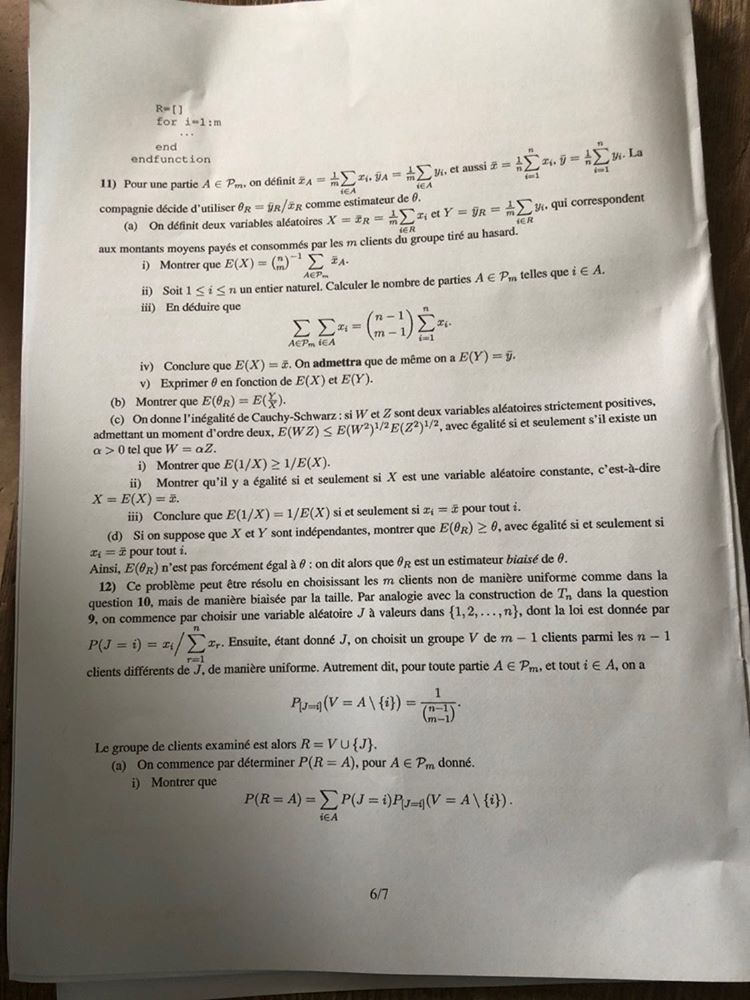 Maths ECE 2020