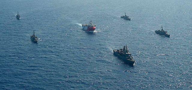 La Méditerranée, de nouveau au cœur d'enjeux géostratégiques et géopolitiques ?