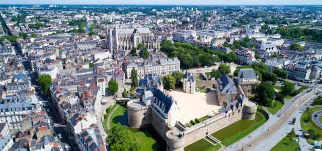 Vivre et étudier à Nantes