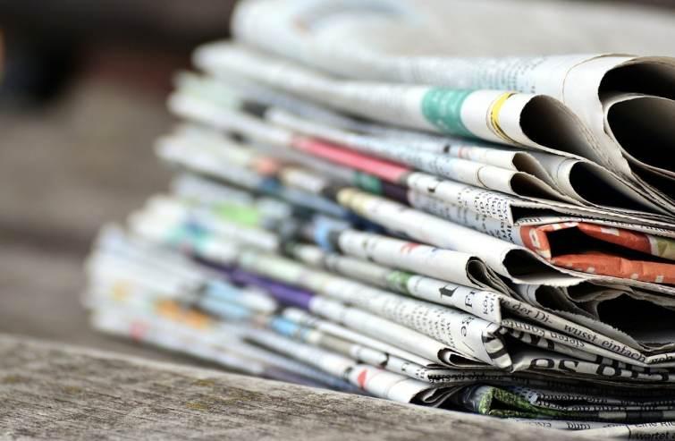 En 2020, les ventes de la presse ont reculé de...