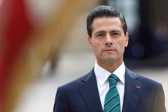 Peña Nieto soupçonné dans l'affaire Odebrecht