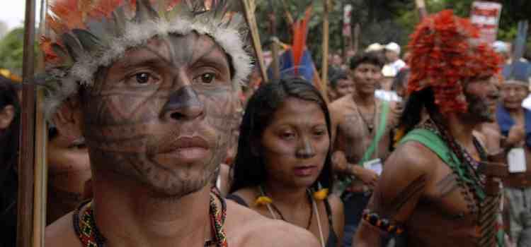Les indigènes en Amérique latine