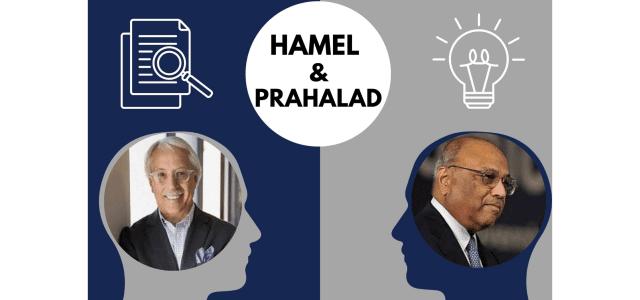 Quelles sont les 4 conditions pour qu'une compétence soit fondamentale, selon Hamel et Prahalad ?