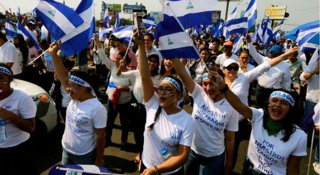 Nicaragua : un pays au cœur de nombreuses crises sans précédent