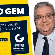 Rencontre avec le concepteur du sujet de géopolitique de GEM