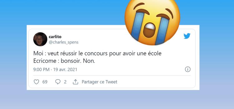 TOP tweets Ecricome 2021