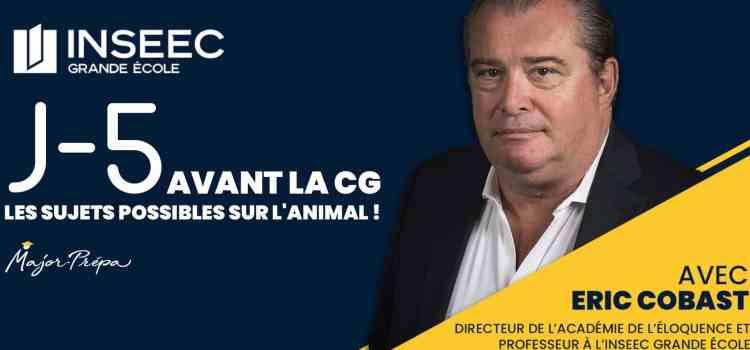 J-5 avant la CG : les sujets possibles sur l'Animal !