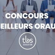 Concours des meilleurs oraux 2021 – TBS