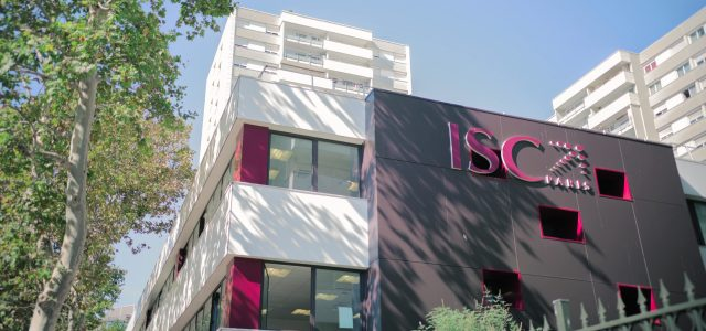 Journée de lives en direct de l'ISC Paris ce vendredi !