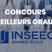 Concours des meilleurs oraux 2021 – INSEEC Grande École