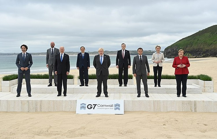 Quiz d'actualité géopolitique 12-18 juin 2021