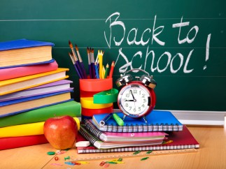 Blog Photo - Back to School.