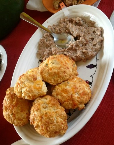 Addy Civil War party: Biscuit competition - 1st place: Jessie