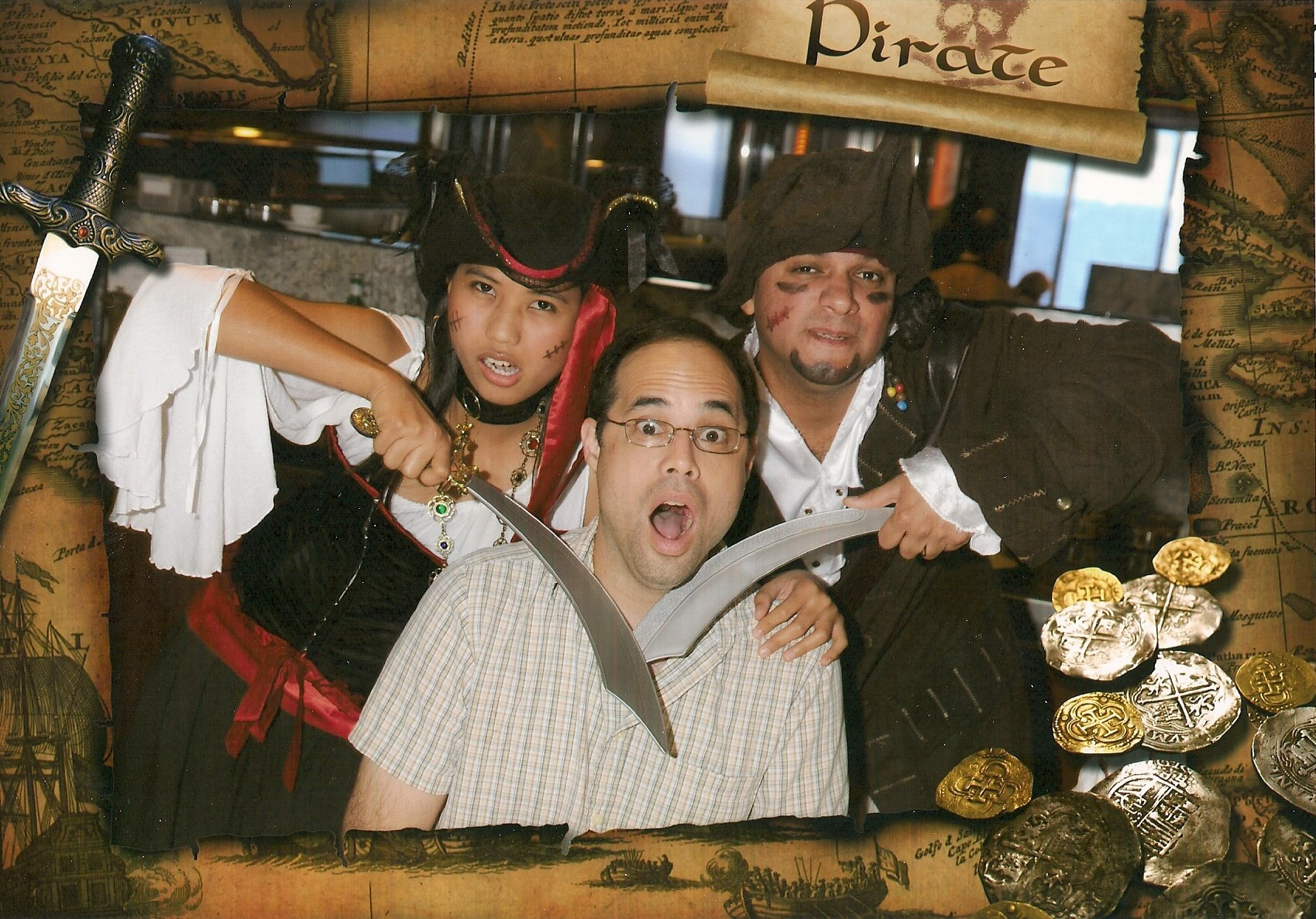 Me & The Pirates