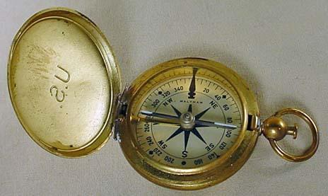 A Short History Of The U S Army M 1950 Lensatic Compass