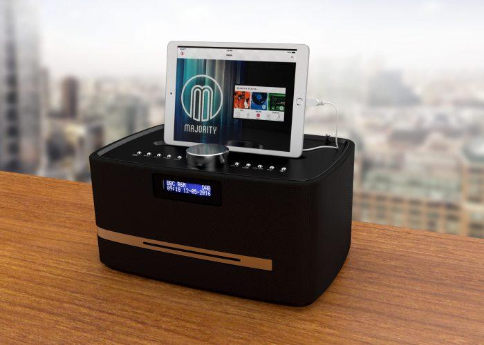 Majority Castle DAB Radio Music System