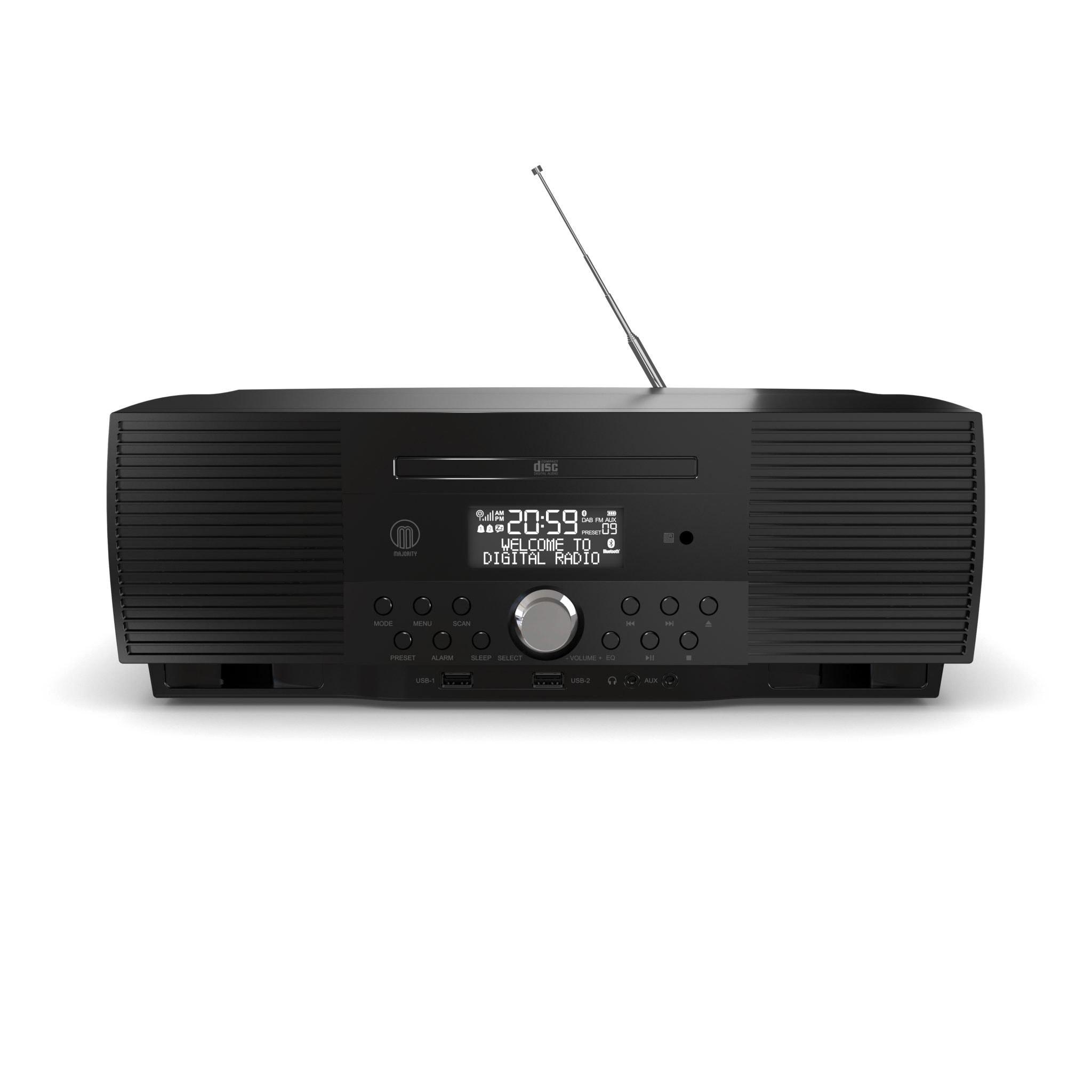 a9364c2a3684 Majority Huntingdon Digital Radio Music System