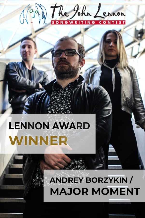 The Lennon Award Winner