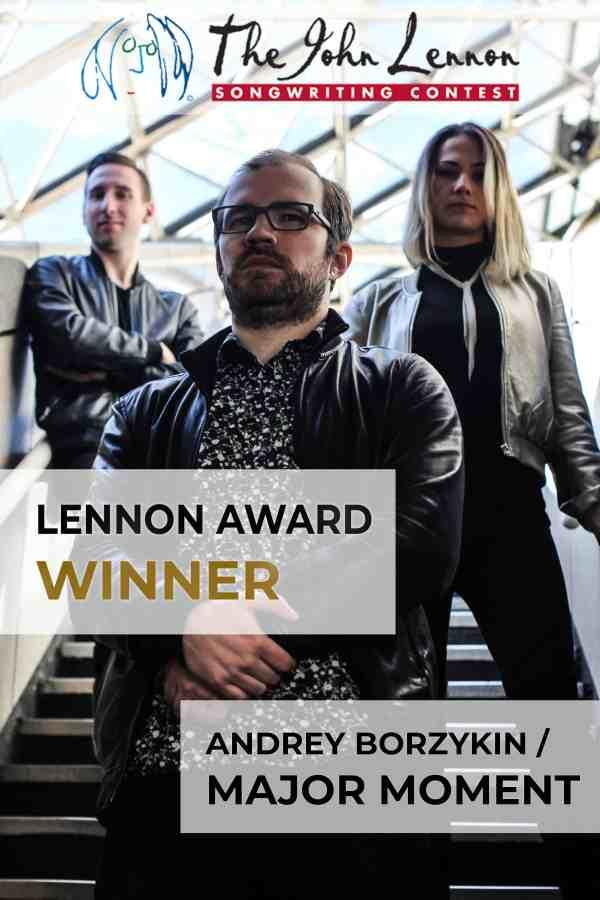 The Lennon Award Winner