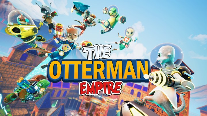 The Otterman Empire Is Now Available For Digital Pre-order And Pre ...