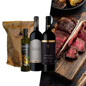 pack tinto parrilla
