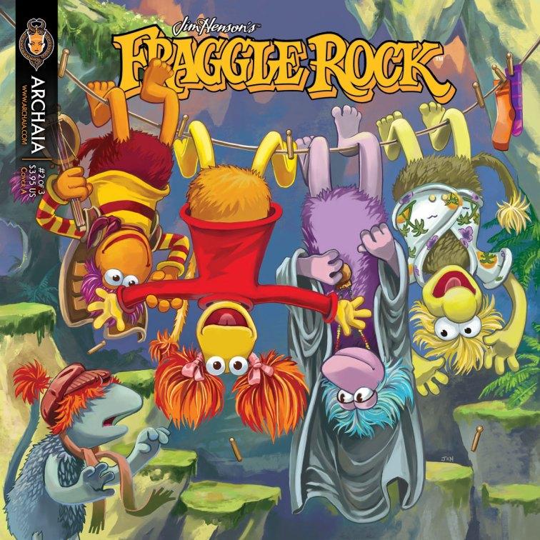 Fraggle-Rock-002-COV-A