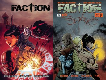 Faction-Issue0and1Bundle