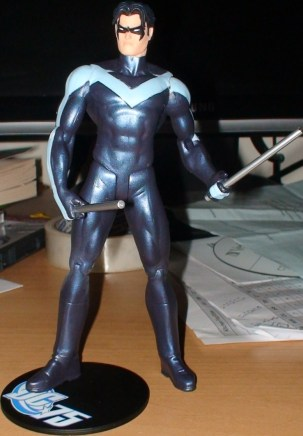 Nightwing Modern Front