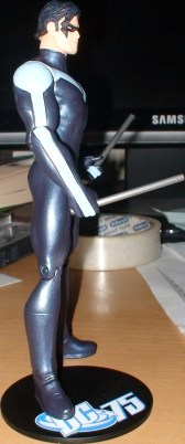 Nightwing Modern Side