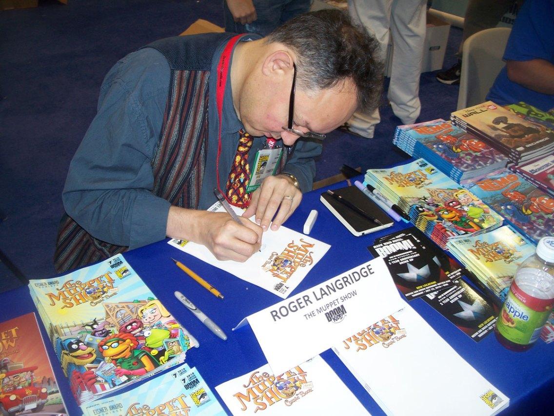Roger Landridge