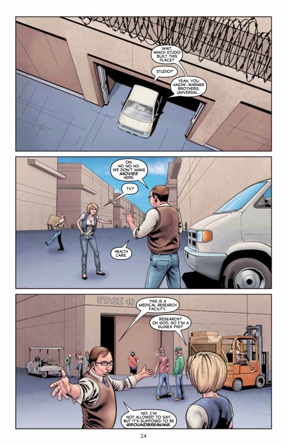 Syndrome HC_PG9