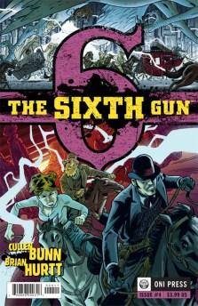 SIXTH GUN COVER