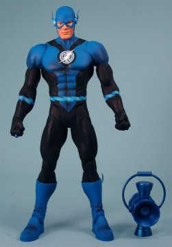 There is hope with Barry as the Blue Lantern