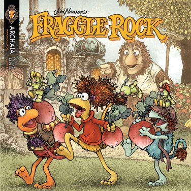 Fraggle-Rock-001-Cover-B