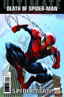 UltimateComicsSpider-Man_156_Cover